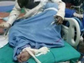 नवान्न के सामने आत्मदाह की कोशिश करने वाले युवक की मौत, भाजपा युवा मोर्चा ने किया थाना घेराव